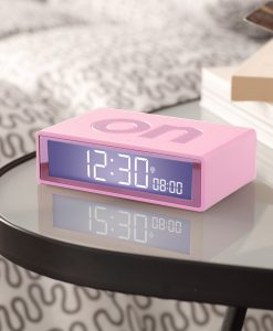 reloj despertador flip de lexon